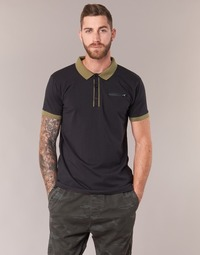 textil Herre Polo-t-shirts m. korte ærmer Yurban IMARTINGO Sort