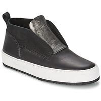 Sko Dame Høje sneakers Barleycorn CLASSIC Sort