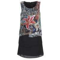 textil Dame Korte kjoler Desigual OULKE Flerfarvet