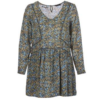 textil Dame Korte kjoler Kaporal VERA Beige / Flerfarvet