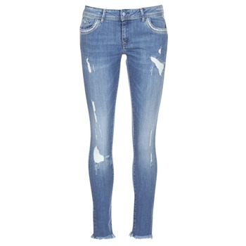 textil Dame Smalle jeans Kaporal PIA Blå