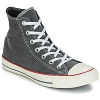 Sko Høje sneakers Converse Chuck Taylor All Star Hi Stone Wash Grå