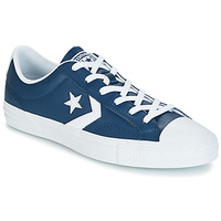 Sko Herre Lave sneakers Converse Star Player Ox Leather Essentials Marineblå