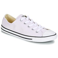 Sko Dame Lave sneakers Converse Chuck Taylor All Star Dainty Ox Canvas Color Hvid
