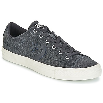 Sko Herre Lave sneakers Converse Star Player Ox Fashion Textile Grå