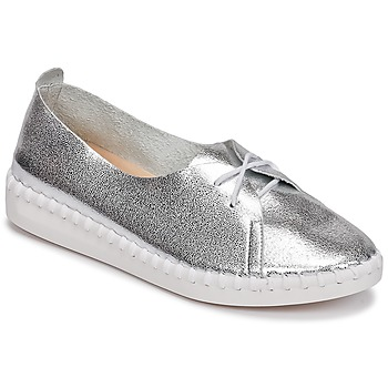 Sko Dame Snøresko LPB Shoes DEMY Sølv