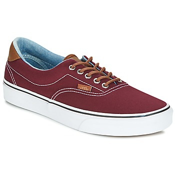 Sko Lave sneakers Vans ERA Bordeaux