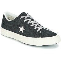 Sko Dame Lave sneakers Converse One Star-Ox Sort