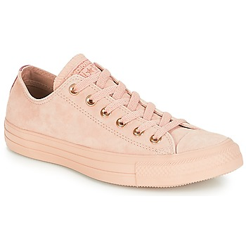 Sko Dame Lave sneakers Converse Chuck Taylor All Star-Ox Beige