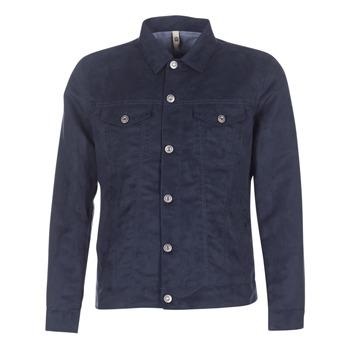 textil Herre Jakker / Blazere Serge Blanco VARGAS Marineblå
