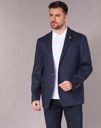 textil Herre Jakker / Blazere Serge Blanco SUTTON Marineblå
