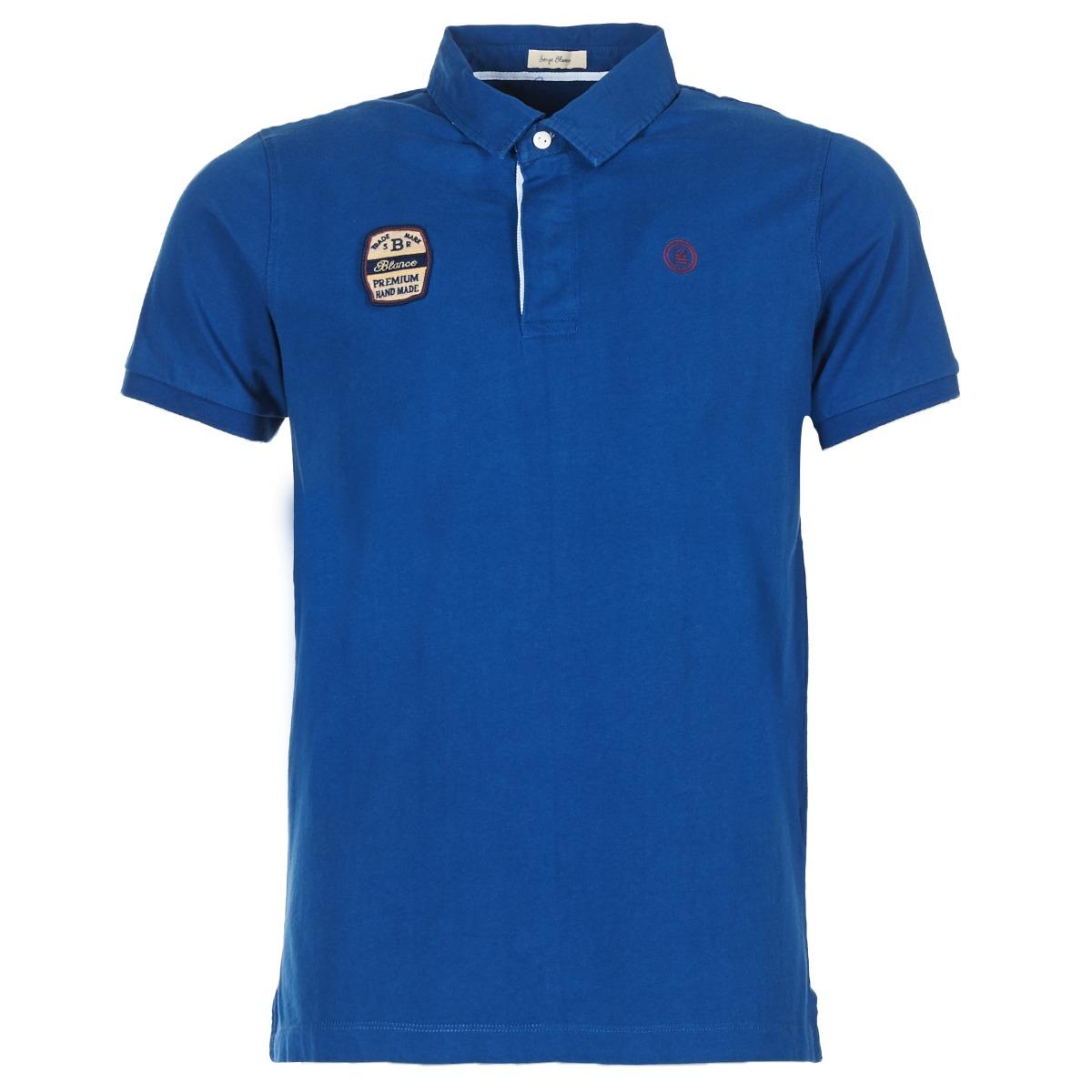 Polo-t-shirts m. korte ærmer Serge Blanco  DOSSART 15