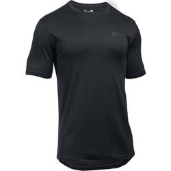 textil Herre T-shirts m. korte ærmer Under Armour UA Sportstyle Core Tee 1303705-001