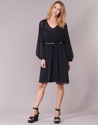 textil Dame Korte kjoler Pepe jeans WINONA Sort