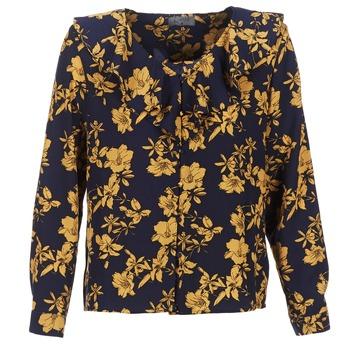 textil Dame Toppe / Bluser Casual Attitude IDAFIL Marineblå