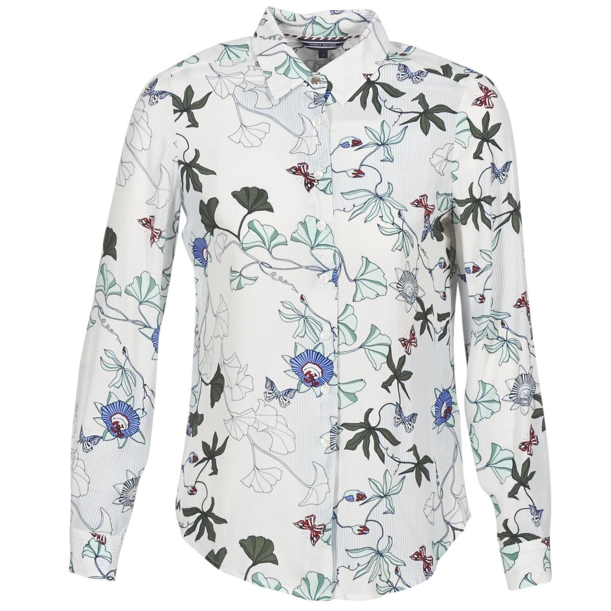 Skjorter / Skjortebluser Tommy Hilfiger  MIRAN-SHIRT-LS