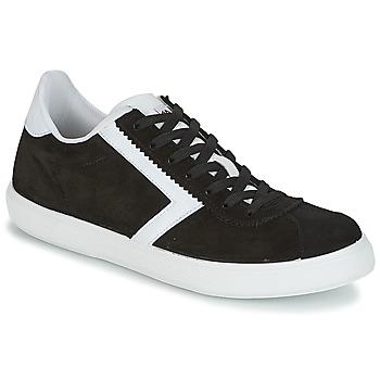 Sko Herre Lave sneakers Yurban RETIPUS Sort