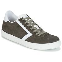 Sko Herre Lave sneakers Yurban RETIPUS Grå / Kaki