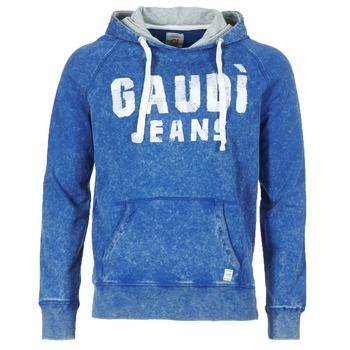 textil Herre Sweatshirts Gaudi LEFEMO Marineblå