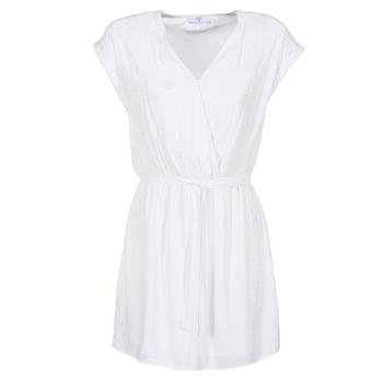 textil Dame Korte kjoler Le Temps des Cerises FORKATON Hvid
