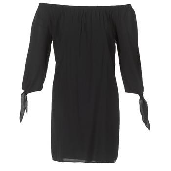 textil Dame Korte kjoler Les Petites Bombes ARIN Sort