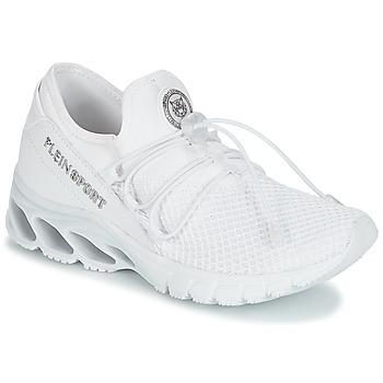 Sko Dame Lave sneakers Philipp Plein Sport KRISTEL Hvid
