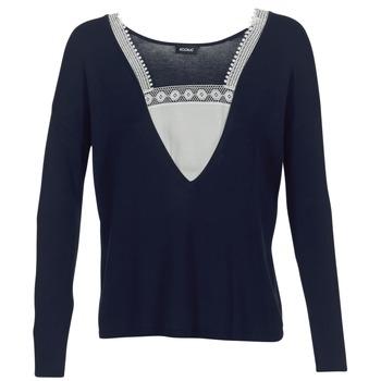 textil Dame Pullovere Kookaï REPIXU Marineblå