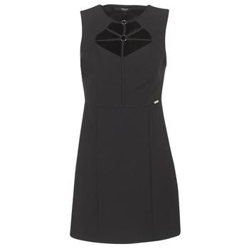 textil Dame Korte kjoler Guess SLOREPA Sort