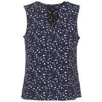 textil Dame Toppe / Bluser Vero Moda VMBALI Marineblå