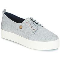 Sko Dame Lave sneakers Faguo FIGLONE01 Grå