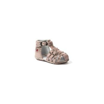 Sko Pige Sandaler GBB SAMIRA Vte / Pink / Hudfarvet / Dpf / Zabou