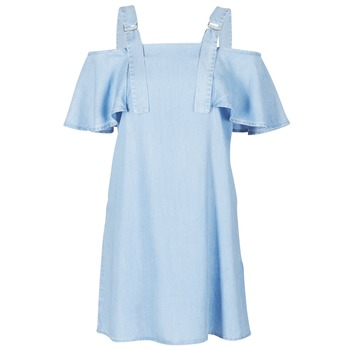 textil Dame Korte kjoler Guess RACUNO Blå