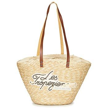Tasker Dame Shopping Les Tropéziennes par M Belarbi MILOS Beige
