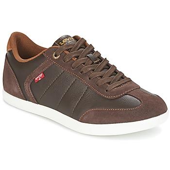 Sko Herre Lave sneakers Levi's LOCH Brun