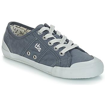 Sko Dame Lave sneakers TBS OPIACE Grå