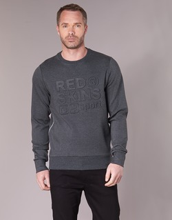 textil Herre Sweatshirts Redskins ONWARD Grå
