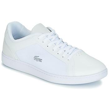 Sko Herre Lave sneakers Lacoste ENDLINER 317 1 Hvid