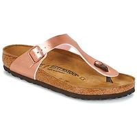 Sko Dame Flip flops Birkenstock GIZEH Pink