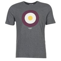textil Herre T-shirts m. korte ærmer Ben Sherman THE TARGET TEE Grå