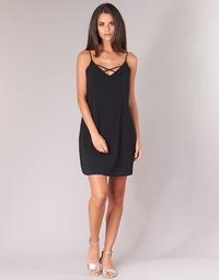 textil Dame Korte kjoler Moony Mood IGARA Sort
