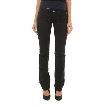 textil Dame Lige jeans Meltin'pot MELIA G2311 GT000 Sort