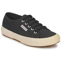 Sko Lave sneakers Superga 2750 CLASSIC Sort