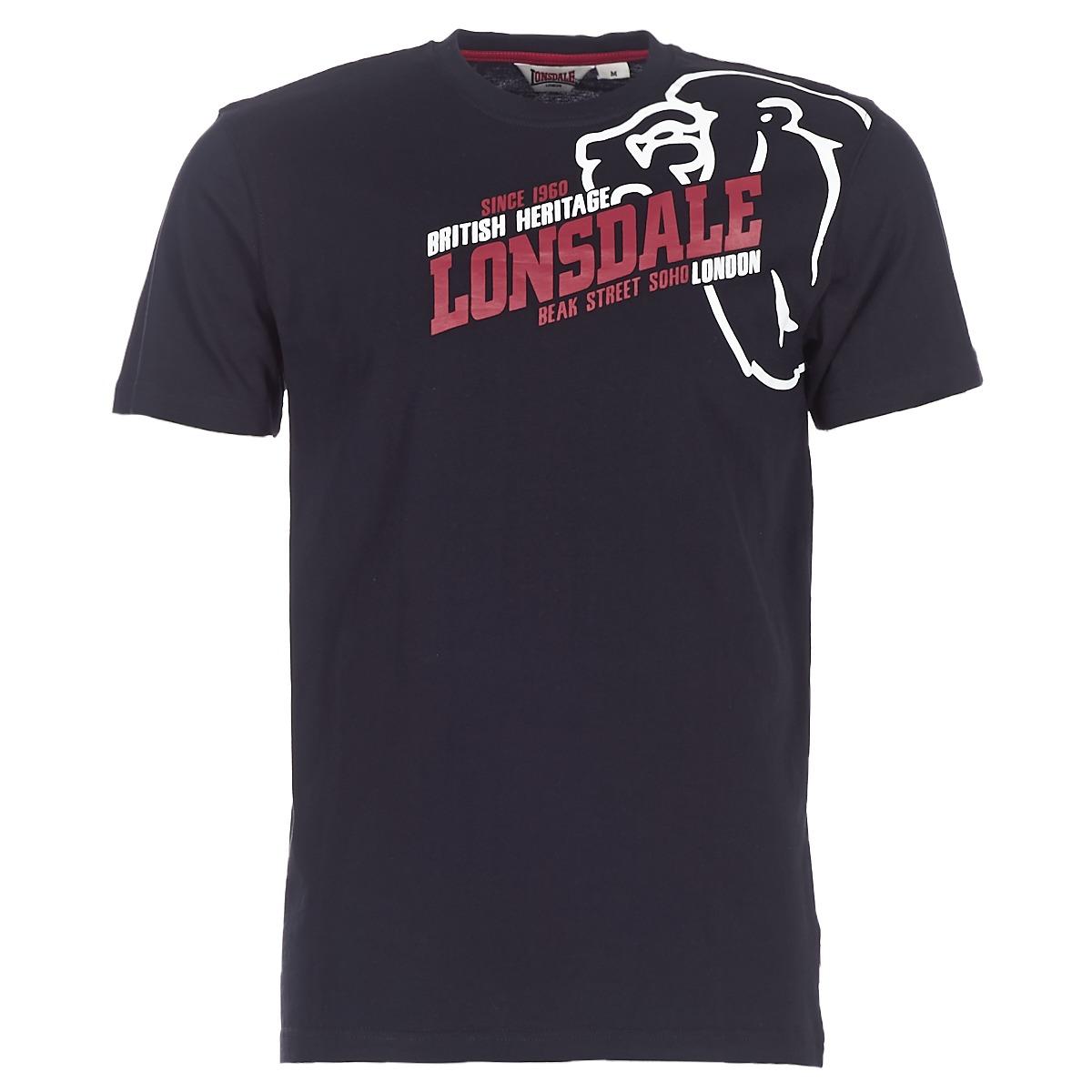 T-shirts m. korte ærmer Lonsdale  WALKLEY