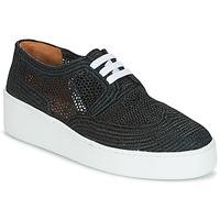 Sko Dame Lave sneakers Robert Clergerie TAYPAYDE Sort