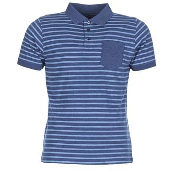 textil Herre Polo-t-shirts m. korte ærmer Casual Attitude INUTIOLE Blå / Hvid