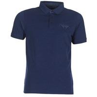 textil Herre Polo-t-shirts m. korte ærmer Casual Attitude ITATATO Blå