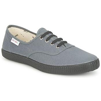 Sko Lave sneakers Victoria INGLESA LONA PISO Antracit