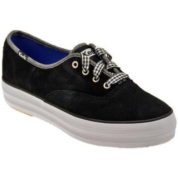 Sko Dame Lave sneakers Keds  Sort