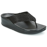 Sko Dame Flip flops FitFlop CRYSTALL Sort