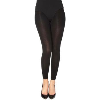 Undertøj Dame Tights / Pantyhose and Stockings Gabriella 179-COTTON NERO Sort